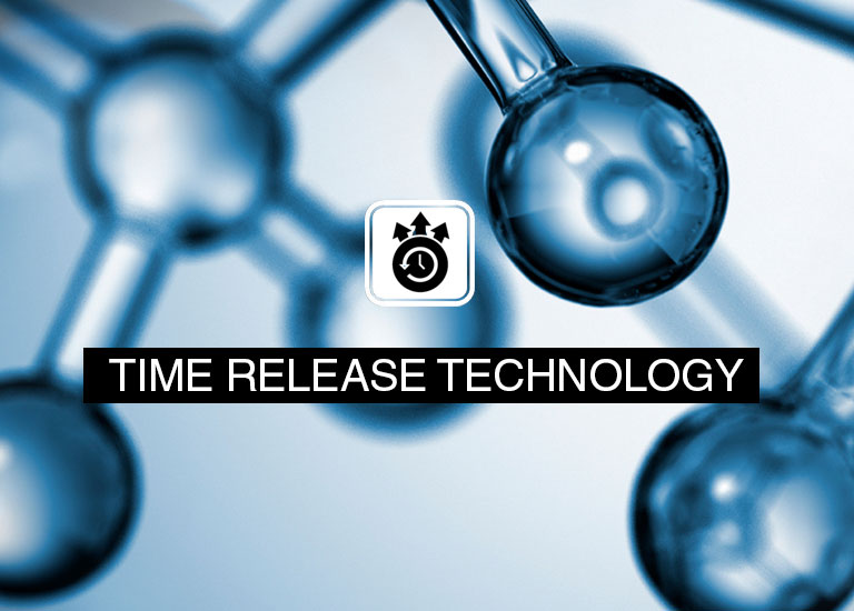 Time release technology slide
