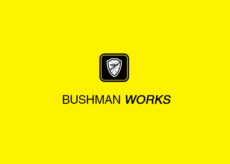 Bushman works slide