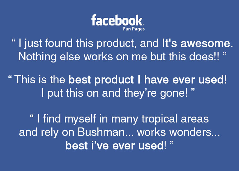 Facebook: I just found this product and it's awesome. It is the best product I have ever used. Best I've ever used. It works wonders - multiple facebook reviews