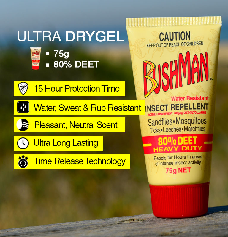 Welcome To Bushman Repellent Australia S Number 1 Premium Insect