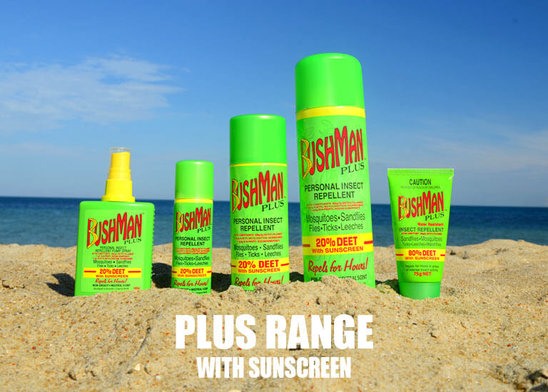 Plus range comes with Sunscreen
