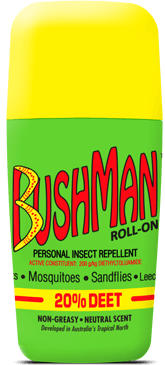 Bushman roll-on plus product